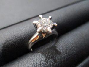 本日はダイヤモンドのお買取を致しました。買取専門店 大吉松江店