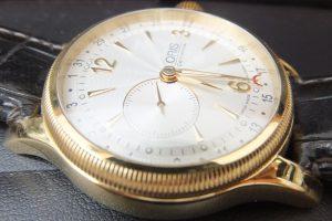 ブランド貴金属時計オリスORISk18金