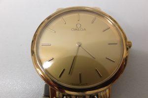 ブランド時計オメガ金色