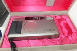 CONTAXコンタックスカメラ