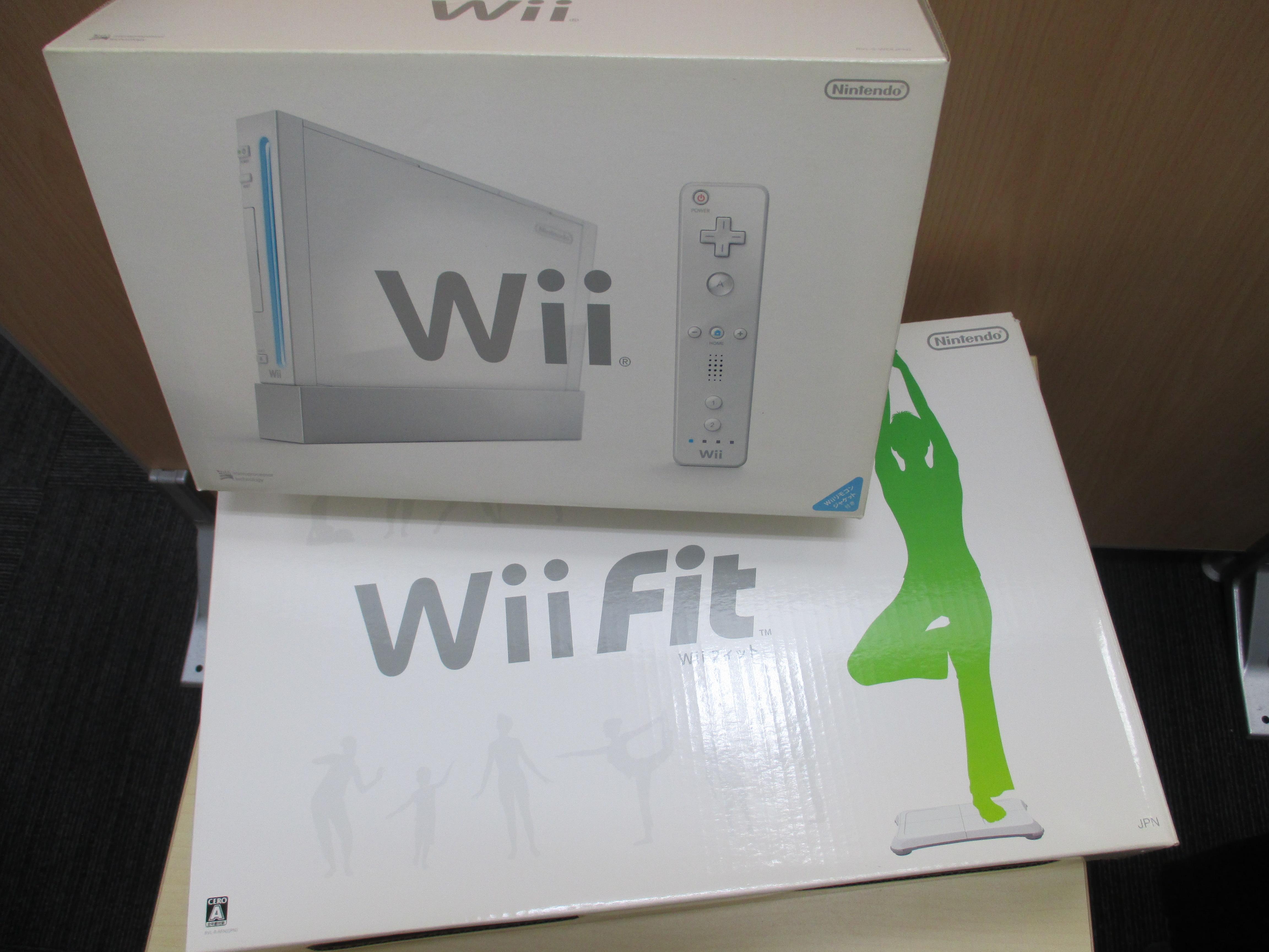 0c2574296cca Wii・Wiiフィットお買取致しました!大吉ラパーク岸和田店