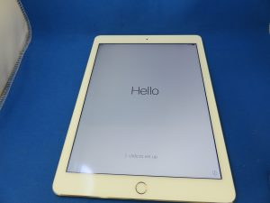iPad pro 128G 9.7インチ お買取りさせて頂きました。