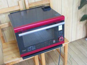 ヘルシオ,オーブン,家電製品,電子レンジ