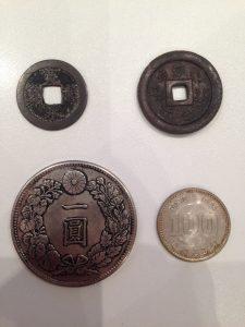 世田谷区,古銭