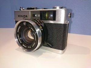 大吉ミレニアシティ岩出店 【デジカメ・フィルムカメラ】KonicaC35FD お買取しました。 オークワミレニアシティ岩出店さんと一緒の建物です。