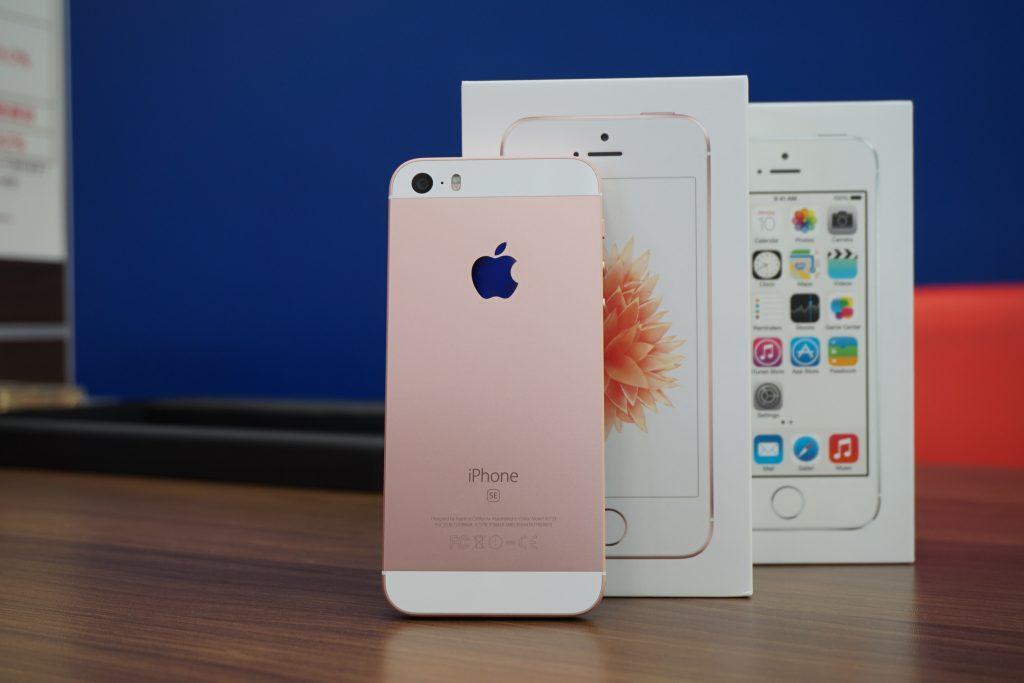 iPhone SE アイフォン ローズ スマホ 携帯電話
