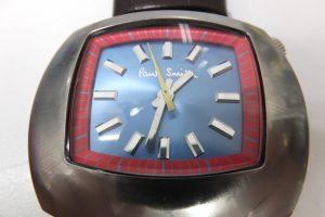 ポールスミスautomatic時計