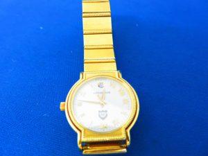 DAL1919 BUCCELLATI  18金のレディース腕時計をお買取りさせて頂きました。