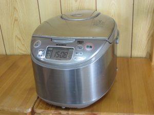 炊飯器,三菱,象印,5.5合炊き,1升炊き,IH炊飯器