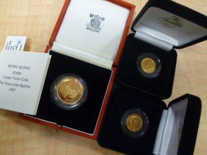 世界各国金貨お買取しました。愛知県大吉イトーヨーカドー犬山キャスタ店です。