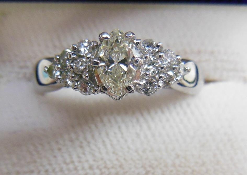 ダイヤモンドの指輪のお買取は大吉豊田店にお任せください♪