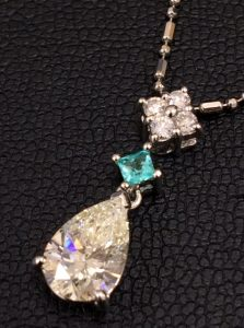 ダイヤモンド、査定、買取、あすみが丘