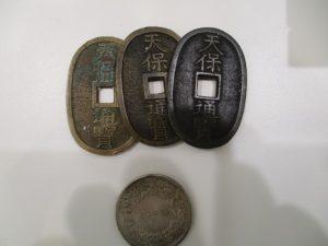 ひたちなか市の皆様!古銭お買取致しますよ!大吉水戸エクセル店へお持ち下さい!