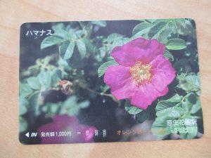 大洗町の皆様!オレンジカードの買取なら大吉水戸エクセル店へ。