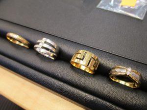 指輪、お買取致しました!大吉水戸エクセル店です!