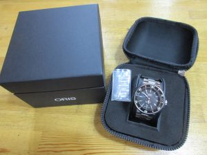 ORIS,オリス,自動巻き,腕時計,メンズ腕時計