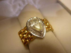 ダイヤモンドジュエリーお買取りしました。愛知県大吉イトーヨーカドー犬山キャスタ店
