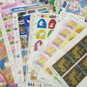買取専門店「大吉」円山公園店で、切手の買取いたしました!