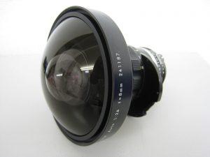 カメラのレンズを茅ヶ崎にお住まいのお客様からお売りいただきました。