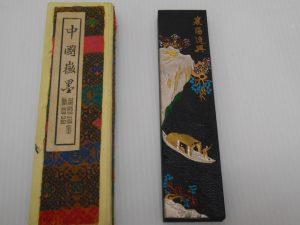 堺・泉北の皆様、中国の墨の高価買取は大吉アクロスモール泉北店へ