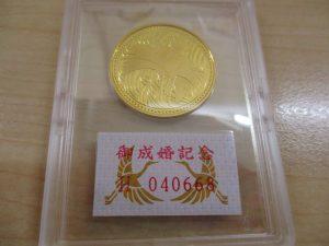 記念金貨の現金化なら買取専門店大吉アスモ大和郡山店が断然高価買取!
