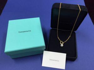ティファニーのネックレスをお買取致しました買取専門店大吉大和店です