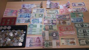 外国の紙幣、硬貨のお買取なら大吉水戸エクセル店へ!