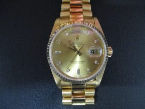 大吉サニーサイドモール小倉店で買取りましたロレックス(ROLEX) 時計の画像です
