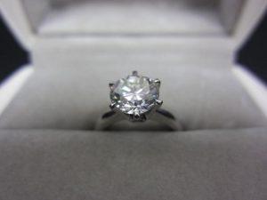 大吉本八幡店、ダイヤモンドリングをお買取りしました!