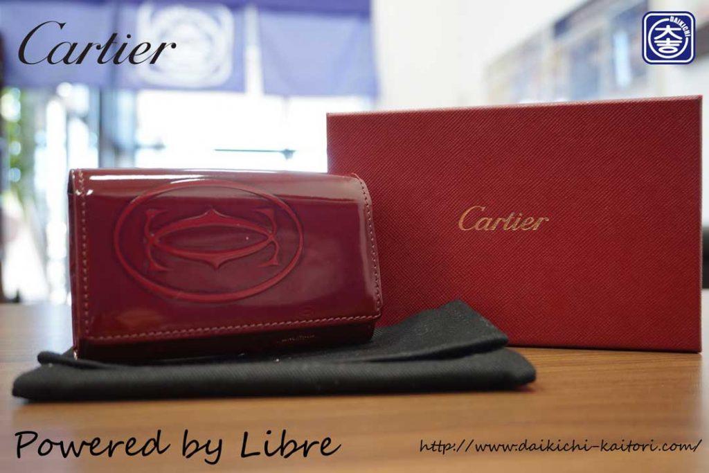 カルティエ Cartier ブランド 財布 買取 浜松