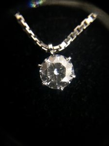 ダイヤ買取ました。大吉サニーサイドモール小倉店です。