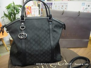 GUCCI グッチ バッグ 黒 339551 アウトレット 買取 浜松市