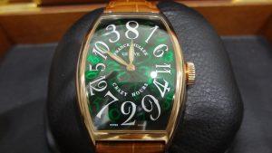 ブランド時計のフランクミュラーお買取りしました!姶良市の大吉タイヨー西加治木店です