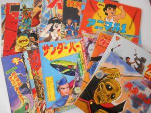 堺泉北の皆様、アニメの高価買取は大吉アクロスモール泉北店へ