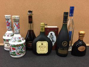 酒類、ブランデー・ウイスキー、高額で買取致します。 買取専門店江戸川区大吉葛西店です!