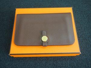 エルメスの財布お買取りしました!姶良市の大吉タイヨー西加治木店です