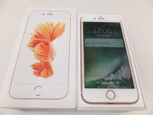 スマートフォンiPhone6S