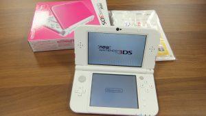 任天堂3DS LL 買取り 厚木