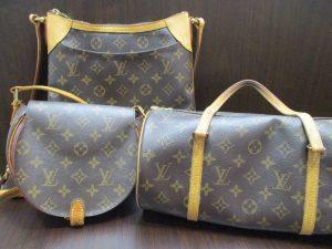 小倉南区、大吉サニーサイドモール小倉店 ヴィトン(LV)のバッグをお買取り致しました!