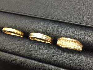 金やプラチナなどの指輪のお買取りは大吉津田沼店にお任せください☆