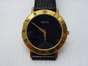 堺泉北の皆様、グッチ腕時計の高価買取は大吉アクロスモール泉北店へ