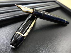 モンブランの万年筆をお買取をしました!姶良市のソレイユタウン加治木内の大吉タイヨー西加治木店です!
