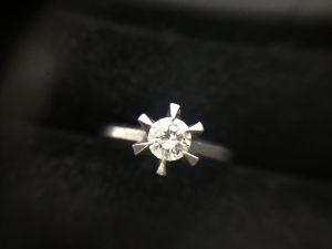 ダイヤモンド買取りました!大吉小倉店です!
