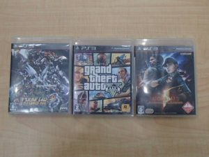 ゲームソフトもお買取りしてます!大吉ゆめタウン八代店です。