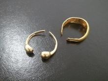 金のリング買取りました。大吉小倉店です。