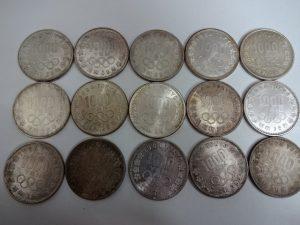 大吉 調布店 で古いお金(古銭)を買取ました