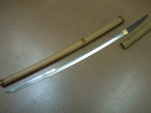 刀(日本刀)をお買取りしました!姶良市の大吉タイヨー西加治木店(鹿児島)