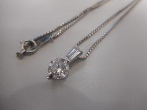 ダイヤが素敵なネックレスもお買取しております!大吉ミレニアシティ岩出店♪ダイヤが素敵なネックレスもお買取しております!大吉ミレニアシティ岩出店♪