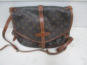 ヴィトンのバッグを買取いたしました、大吉浦和店にお任せください
