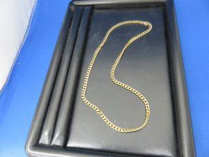 K18ネックレスをお買取させて頂きました。
